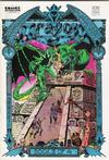 Cover for Dragon (Fictioneer Books, Ltd., 1987 series) #3