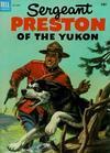 Cover for Sergeant Preston of the Yukon (Dell, 1952 series) #10