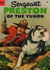Cover for Sergeant Preston of the Yukon (Dell, 1952 series) #12