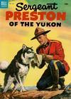 Cover for Sergeant Preston of the Yukon (Dell, 1952 series) #13