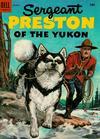 Cover for Sergeant Preston of the Yukon (Dell, 1952 series) #14