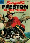 Cover for Sergeant Preston of the Yukon (Dell, 1952 series) #15