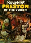 Cover for Sergeant Preston of the Yukon (Dell, 1952 series) #16