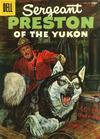 Cover for Sergeant Preston of the Yukon (Dell, 1952 series) #17