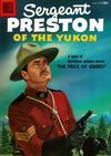 Cover for Sergeant Preston of the Yukon (Dell, 1952 series) #20