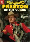 Cover for Sergeant Preston of the Yukon (Dell, 1952 series) #21