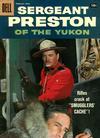Cover for Sergeant Preston of the Yukon (Dell, 1952 series) #26
