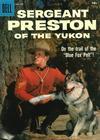 Cover for Sergeant Preston of the Yukon (Dell, 1952 series) #28