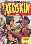 Cover for Redskin (Youthful, 1950 series) #6