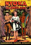 Cover for Nyoka the Jungle Girl (Fawcett, 1945 series) #3