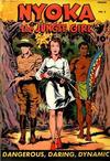 Cover for Nyoka the Jungle Girl (Fawcett, 1945 series) #3