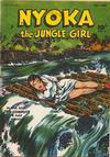 Cover for Nyoka the Jungle Girl (Fawcett, 1945 series) #4