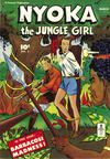 Cover for Nyoka the Jungle Girl (Fawcett, 1945 series) #5