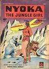 Cover for Nyoka the Jungle Girl (Fawcett, 1945 series) #7