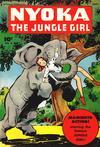 Cover for Nyoka the Jungle Girl (Fawcett, 1945 series) #9