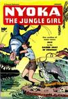Cover for Nyoka the Jungle Girl (Fawcett, 1945 series) #15