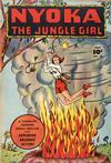 Cover for Nyoka the Jungle Girl (Fawcett, 1945 series) #20