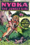 Cover for Nyoka the Jungle Girl (Fawcett, 1945 series) #22