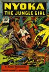 Cover for Nyoka the Jungle Girl (Fawcett, 1945 series) #26