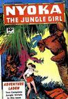 Cover for Nyoka the Jungle Girl (Fawcett, 1945 series) #27
