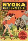Cover for Nyoka the Jungle Girl (Fawcett, 1945 series) #28