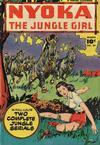 Cover for Nyoka the Jungle Girl (Fawcett, 1945 series) #29