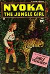 Cover for Nyoka the Jungle Girl (Fawcett, 1945 series) #32