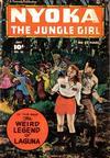 Cover for Nyoka the Jungle Girl (Fawcett, 1945 series) #33