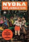 Cover for Nyoka the Jungle Girl (Fawcett, 1945 series) #33