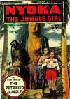 Cover for Nyoka the Jungle Girl (Fawcett, 1945 series) #35
