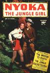 Cover for Nyoka the Jungle Girl (Fawcett, 1945 series) #37