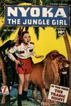 Cover for Nyoka the Jungle Girl (Fawcett, 1945 series) #38