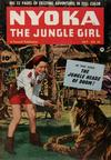 Cover for Nyoka the Jungle Girl (Fawcett, 1945 series) #45