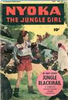 Cover for Nyoka the Jungle Girl (Fawcett, 1945 series) #48