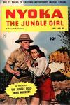 Cover for Nyoka the Jungle Girl (Fawcett, 1945 series) #50