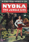 Cover for Nyoka the Jungle Girl (Fawcett, 1945 series) #51