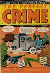 Cover for The Perfect Crime (Cross Publications, 1949 series) #1