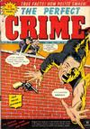 Cover for The Perfect Crime (Cross Publications, 1949 series) #6