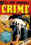 Cover for The Perfect Crime (Cross Publications, 1949 series) #7