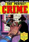 Cover for The Perfect Crime (Cross Publications, 1949 series) #10
