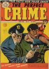 Cover for The Perfect Crime (Cross Publications, 1949 series) #11