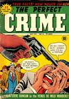 Cover for The Perfect Crime (Cross Publications, 1949 series) #12