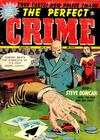 Cover for The Perfect Crime (Cross Publications, 1949 series) #15