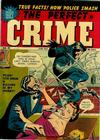 Cover for The Perfect Crime (Cross Publications, 1949 series) #25