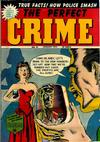 Cover for The Perfect Crime (Cross Publications, 1949 series) #31