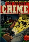 Cover for The Perfect Crime (Cross Publications, 1949 series) #33
