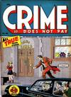 Cover for Crime Does Not Pay (Lev Gleason, 1942 series) #46