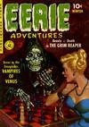 Cover for Eerie Adventures (Ziff-Davis, 1951 series) #1