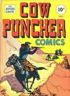 Cover for Cow Puncher Comics (Avon, 1947 series) #1