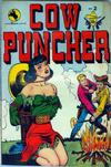 Cover for Cow Puncher Comics (Avon, 1947 series) #2